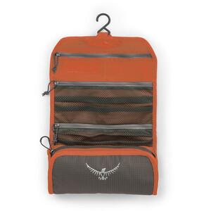 Osprey Ultralight Washbag Roll poppy orange poppy orange