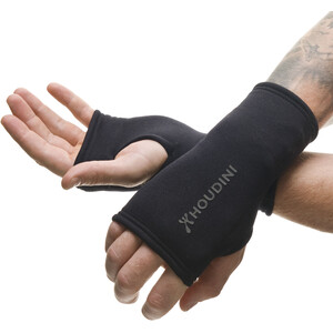Houdini Power Wrist Gaiters true black true black