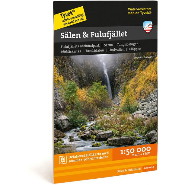 Calazo Sälen & Fulufjället 1:50.000