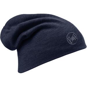 Buff Heavyweight Merino Wool Hat solid denim solid denim
