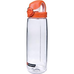 Nalgene Flaska OTF 0,7L Tritan clear/orange clear/orange