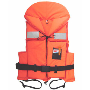 Grabner Bora Life Jacket orange orange