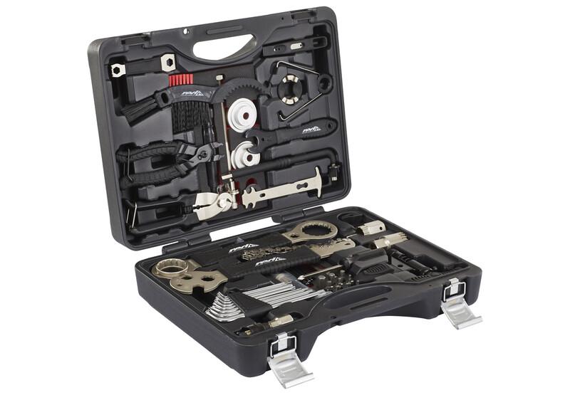 PRO Toolcase Master 2018 Werkzeugkoffer