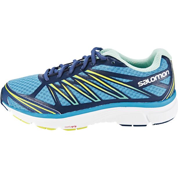 Salomon X-Tour 2 Trailrunning Schuhe Damen blau