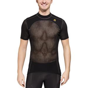 Aclima Woolnet T-Shirt Herren jet black jet black
