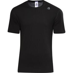 Aclima Lightwool Camiseta Classic Hombre, negro negro