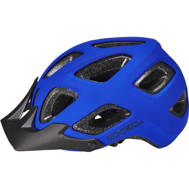 O'Neal Thunderball Helm Solid matt blue