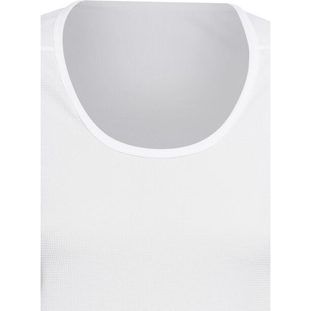 Odlo Cubic Kurzarm Rundhalsshirt Damen white