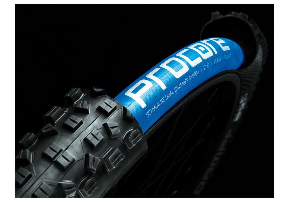 schwalbe procore chambre air 27 5 pouces pneu int rieur bleu boutique de v los en ligne. Black Bedroom Furniture Sets. Home Design Ideas