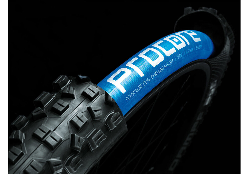 schwalbe procore chambre air 28 pouces pneu int rieur bleu boutique de v los en ligne. Black Bedroom Furniture Sets. Home Design Ideas