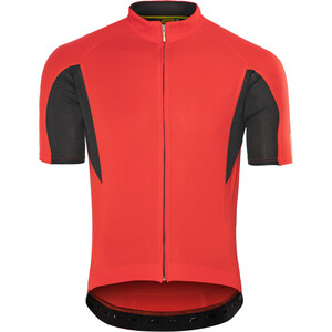 Mavic Aksium Trikot Herren racing red/black racing red/black