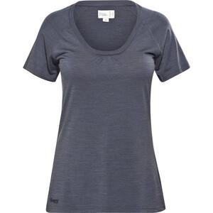 Bergans Sveve Wool T-Shirt Damen night blue mel night blue mel