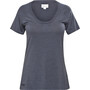 Bergans Sveve Wool T-Shirt Damen night blue mel