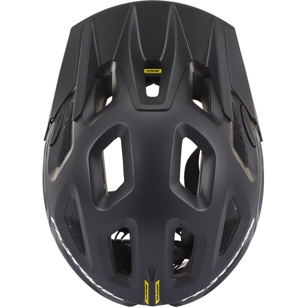 Mavic Crossride Helm Herren black/black