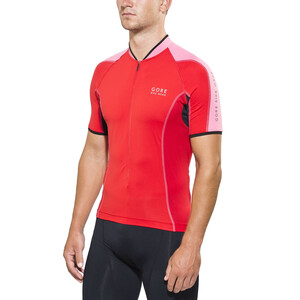 GORE BIKE WEAR Power Phantom 2.0 Trikot Herren red/giro pink red/giro pink