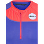 ION Venta Kurzarm T-Shirt Full-Zip Damen sea blue