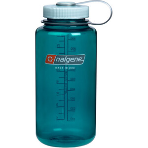 Nalgene Wide Mouth Bottles 1l trout green trout green