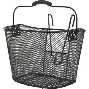Red Cycling Products Front Basket, zwart zwart