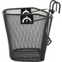 Red Cycling Products Front Basket Svart