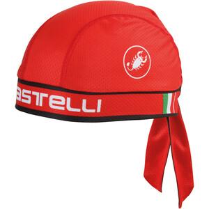 Castelli Bandana, rouge rouge