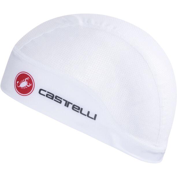 Castelli Sommer Helmmütze white