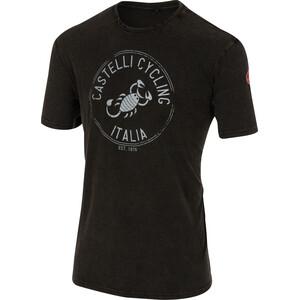 Castelli Armando T-Shirt Homme, noir noir
