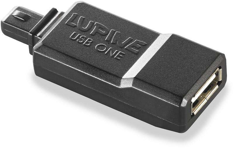 Lupine USB One Charger  2019 Zubehör Beleuchtung