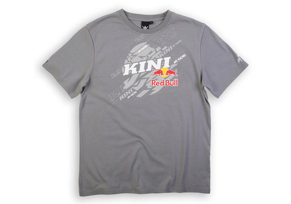 kini red bull dissected tee men grey g nstig kaufen bei. Black Bedroom Furniture Sets. Home Design Ideas