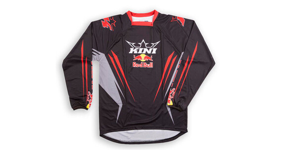 kini red bull competition shirt men black g nstig kaufen. Black Bedroom Furniture Sets. Home Design Ideas