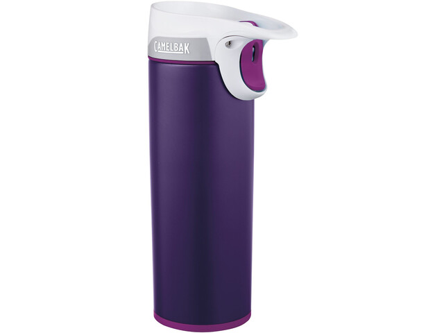 camelbak forge vacuum thermo trinkflasche 500ml aubergine. Black Bedroom Furniture Sets. Home Design Ideas