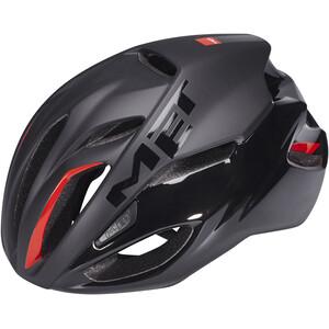 MET Rivale Helm matt black matt black