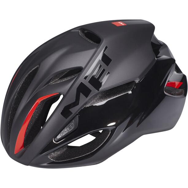 MET Rivale Helm matt black