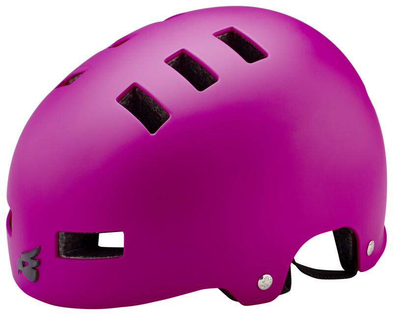 bluegrass Super Bold Dirt-Helmet matt pink 51-55 cm 2018 Fahrradhelme