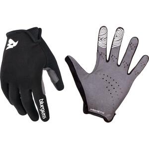 bluegrass Magnete Lite Handschuhe black/white black/white