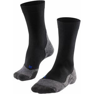 Falke TK2 Cool Trekking Socken Herren schwarz/grau schwarz/grau