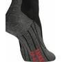 Falke RU3 Chaussettes de running Femme, noir/gris