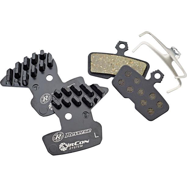 Reverse AirCon Bremsbelagsystem für Avid Code 4 Stück schwarz