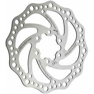 Reverse Brake Disc 6-Loch silber silber