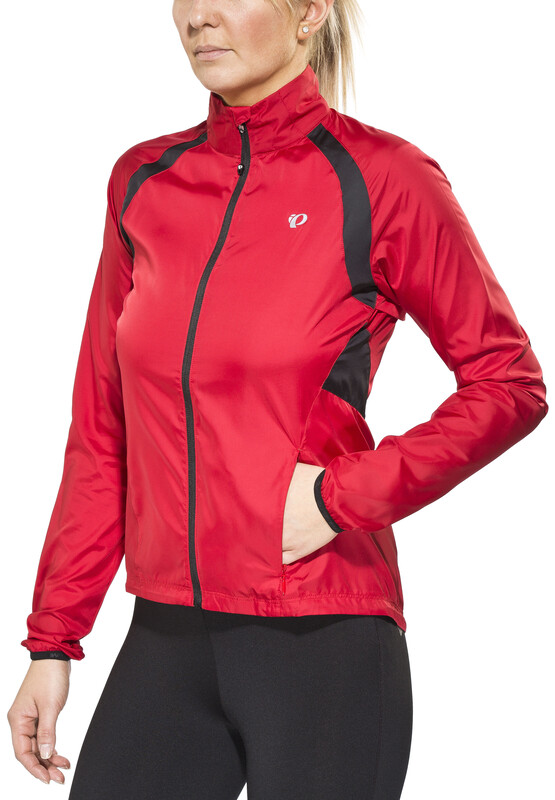 PEARL iZUMi ELITE Barrier Jacket Women crimson XL Radjacken