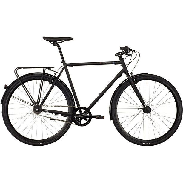 Creme Tempo Solo 3-speed Herren black