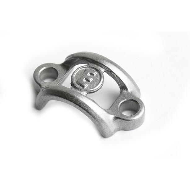 Magura Klemmschelle Aluminium ohne Schrauben silber
