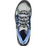 Salomon Ellipse 2 Aero Wanderschuhe Damen titanium/deep blue/petunia blue