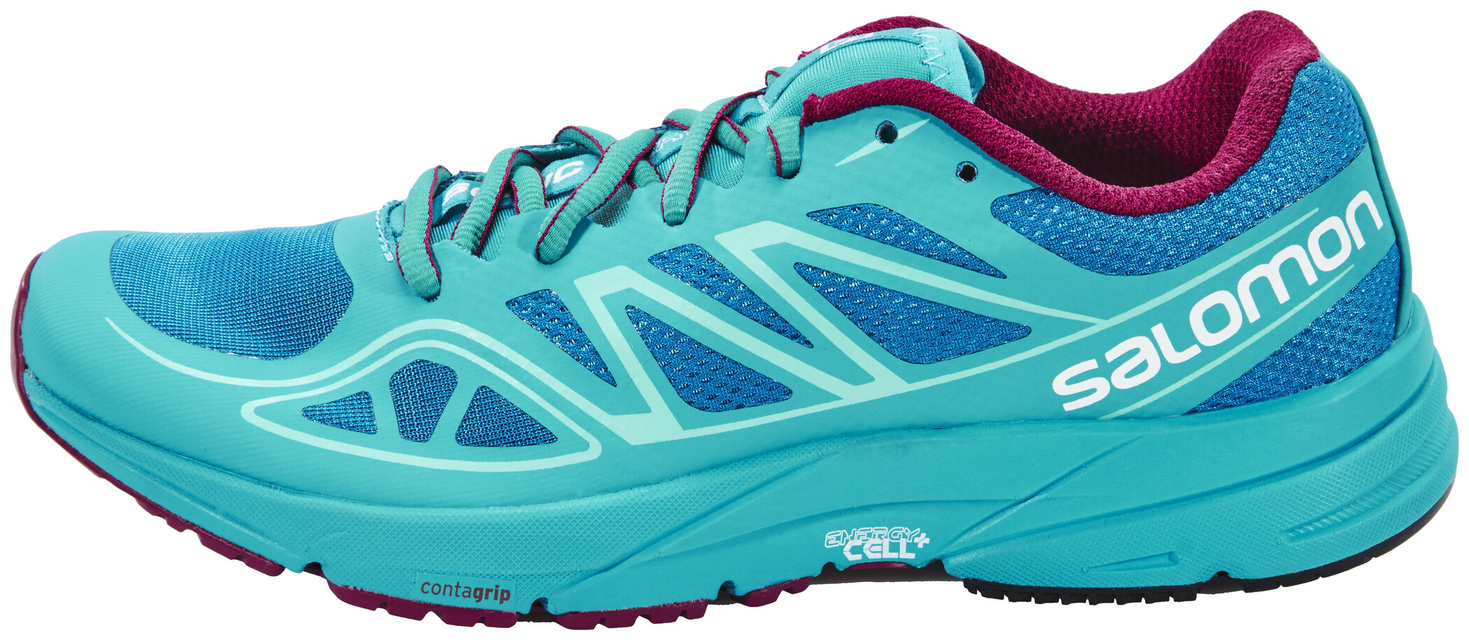 Special Supply Salomon X scream 3d Teal Blue Trail Running