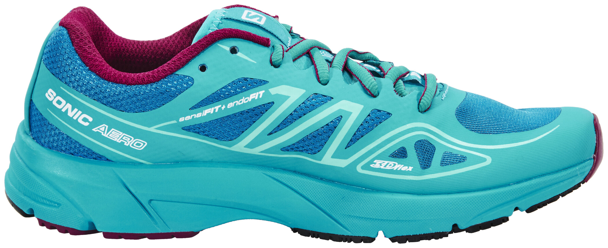 Special Supply Salomon X scream 3d Teal Blue Trail Running