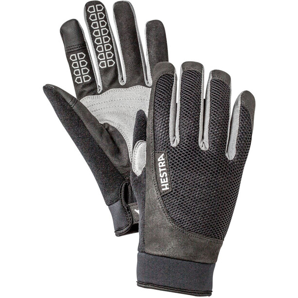 Hestra Bike SR Long Finger Gloves svart