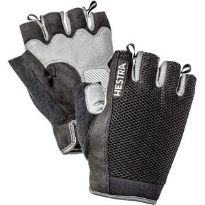 Hestra Bike SR Short Finger Gloves svart svart