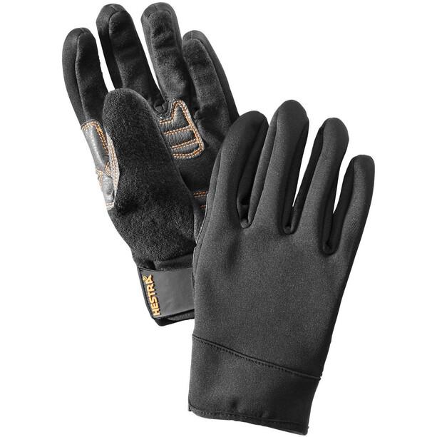 Hestra Tactility 5 Finger Gloves svart