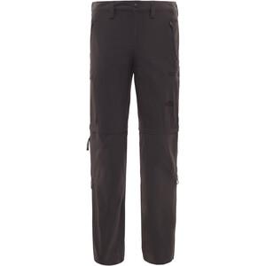 The North Face Exploration Convertible Pants Men asphalt grey asphalt grey