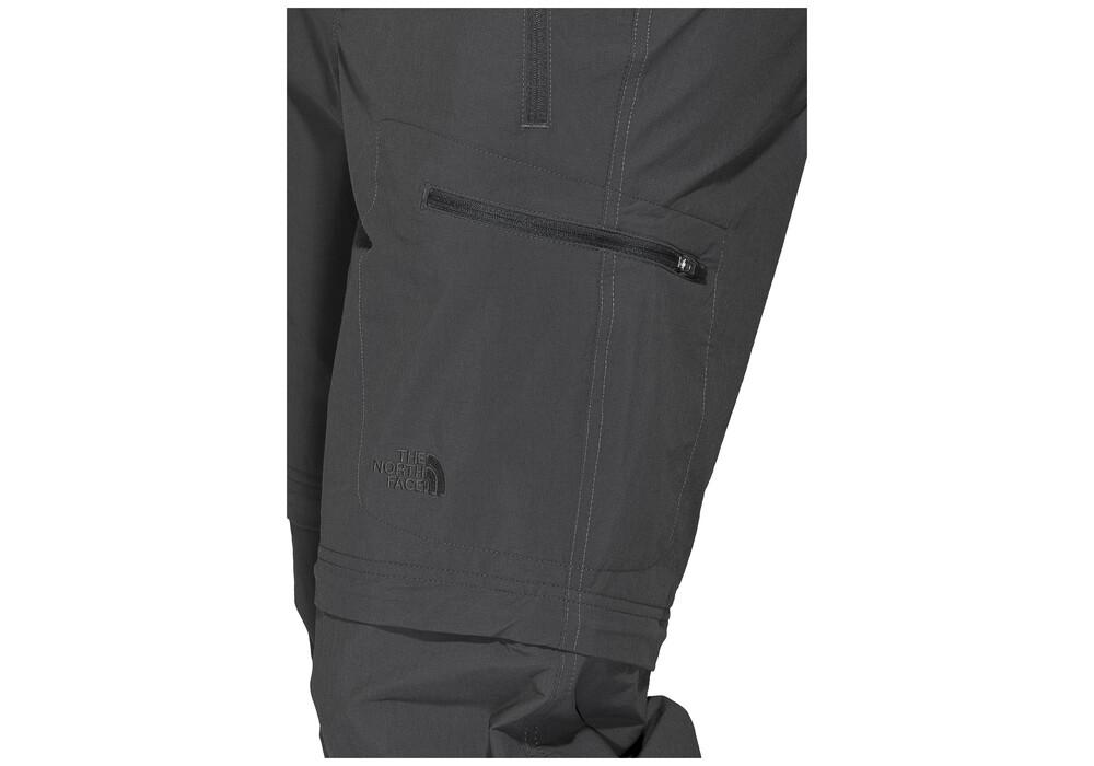 the north face exploration pantalon long homme regular gris sur. Black Bedroom Furniture Sets. Home Design Ideas