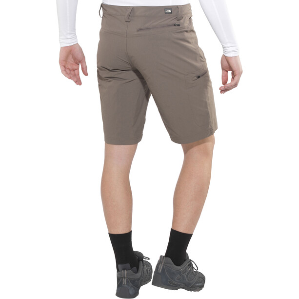 The North Face Exploration Shorts regular Herren braun